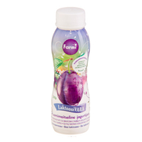 FARMI Plum drinkable yoghurt  lactose free